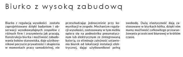 BIURKO Z WYSOKĄ ZABUDOWĄ.JPG