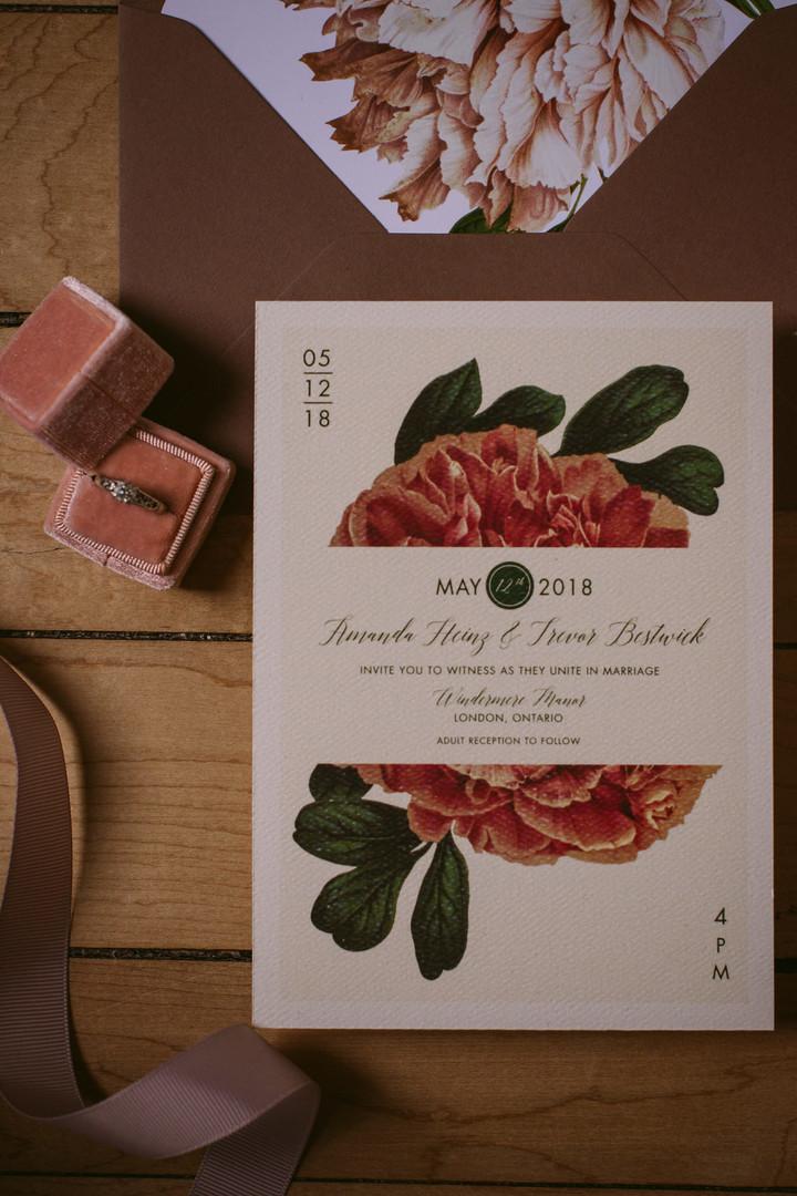 The Modern Botanist Invitation