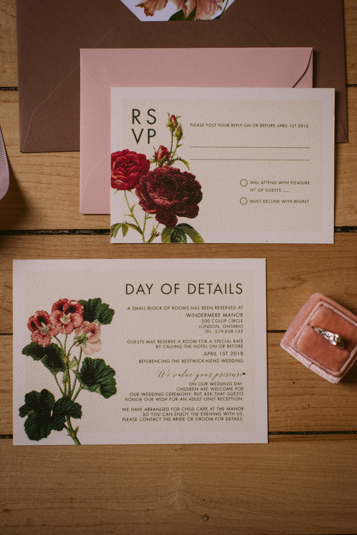 The Modern Botanist reply and details card