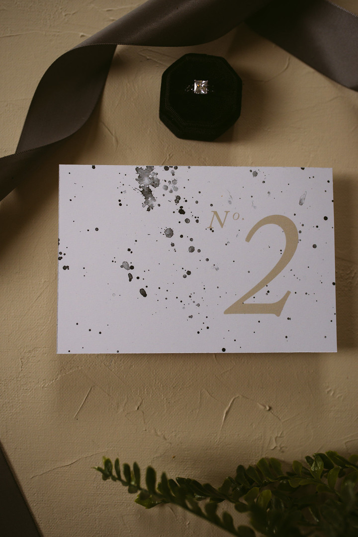 The Alchemist Table Number