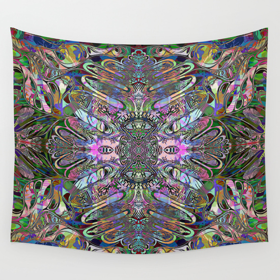 Spaced Wall Tapestry