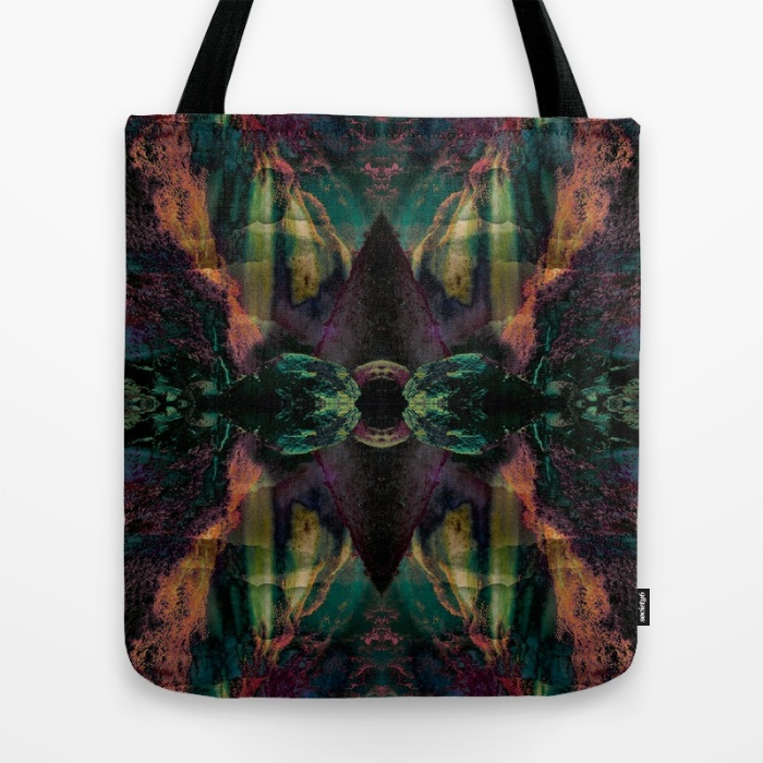 Forest Eye Tote Bag