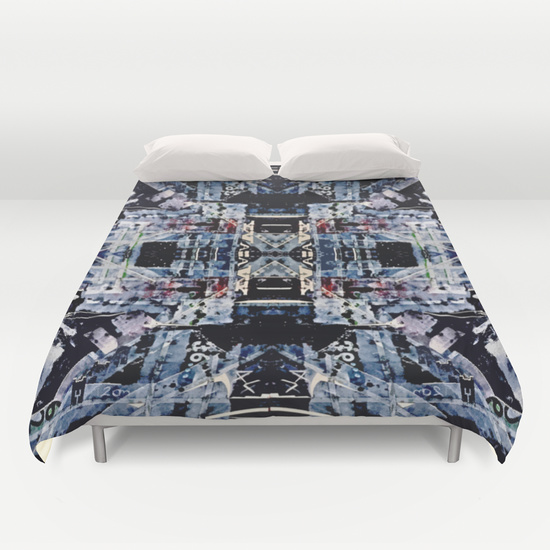 Outer Space Duvet