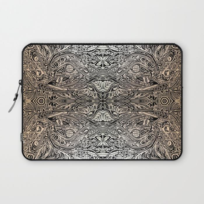 Infinity Macbook Sleeve