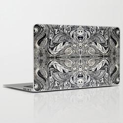 Smiler Macbook Case