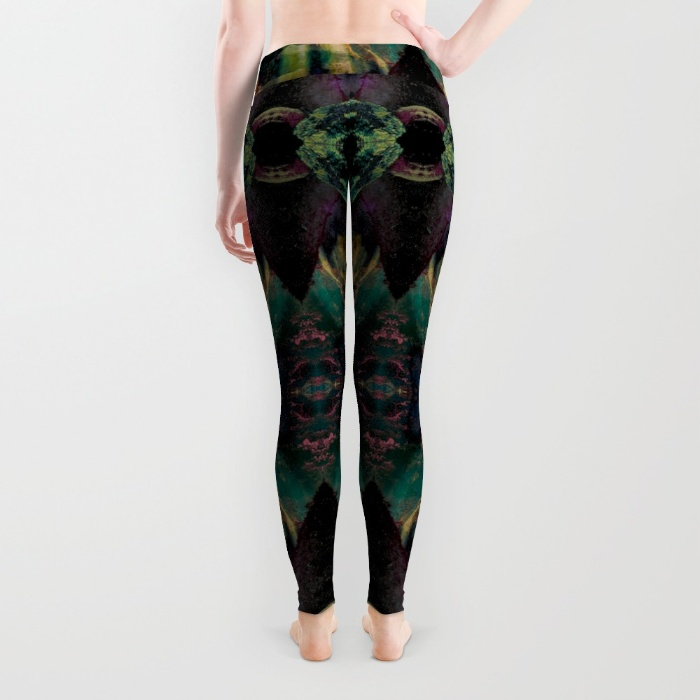 Forests Eye Leggings