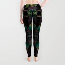 Forests Eye Leggings