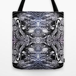 Futurist Tote Bag