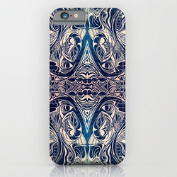 Bull by the Horns iPhone Case