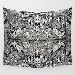 Smiler Wall Tapestry