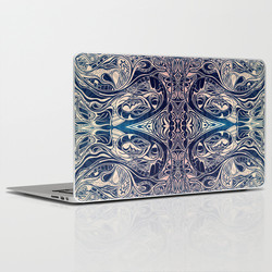 Bull by the Horns Macbook Case