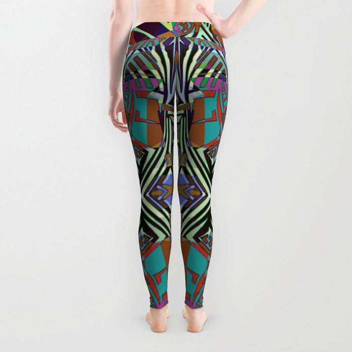 Carnival Leggings