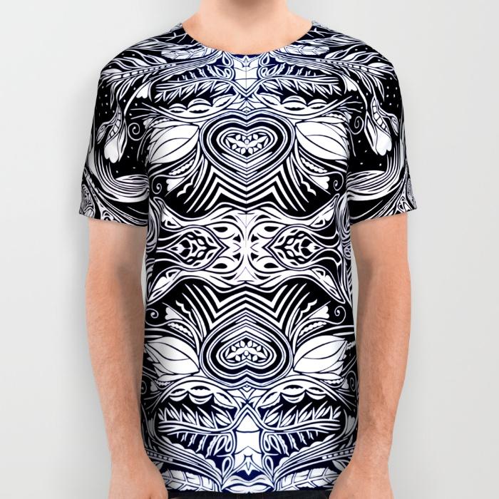 Futurist Male T-Shirt