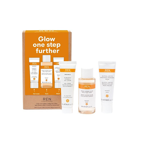 Glow One Step Further Regime Kit