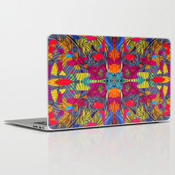 Colours 1.2 Laptop Skin