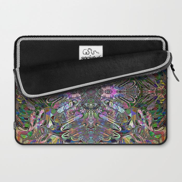 Spaced MacBook Case