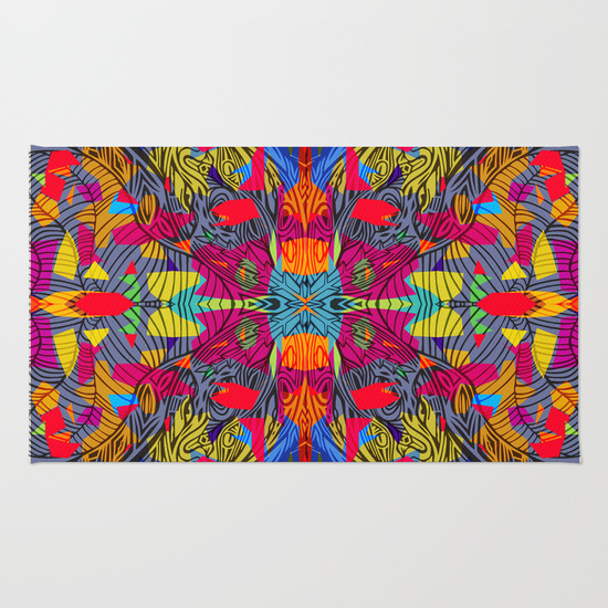 Colours 1.2 Rug