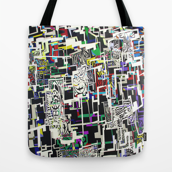 Leggings Tote Bag