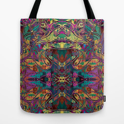 Frogs Porn Tote Bag
