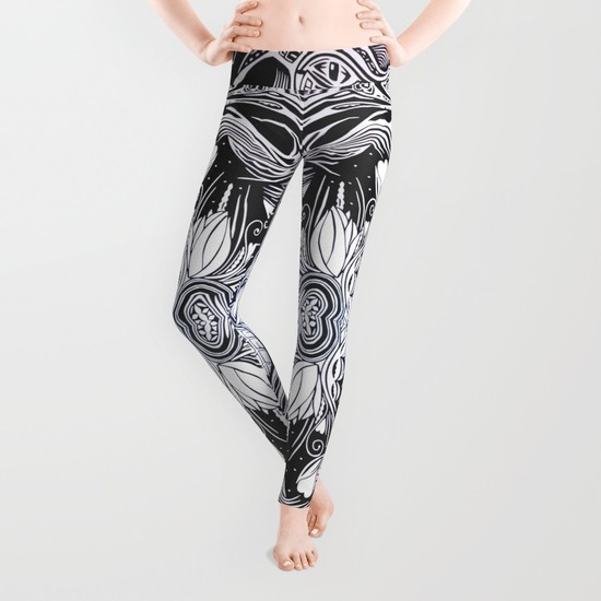 Futurist Leggings