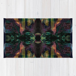 Forest Eye Rug