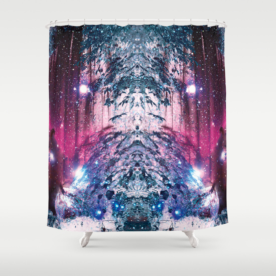 Corgasmic Shower Curtain