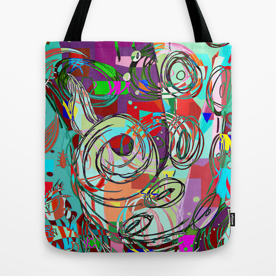 Octopussy Totebags