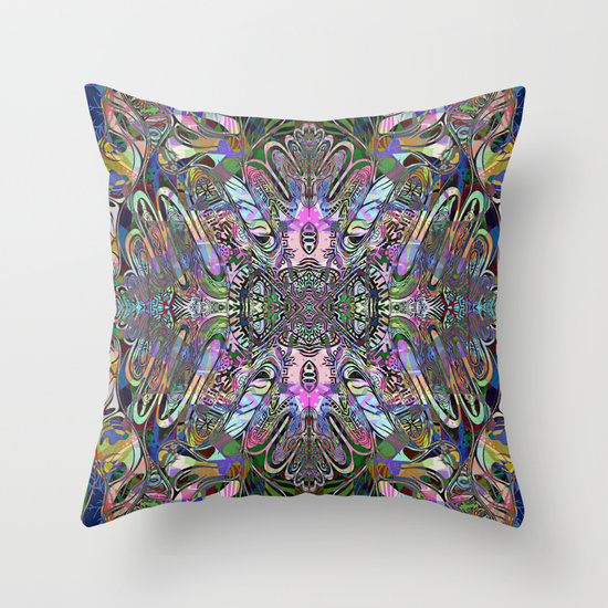 Spaced Cushion