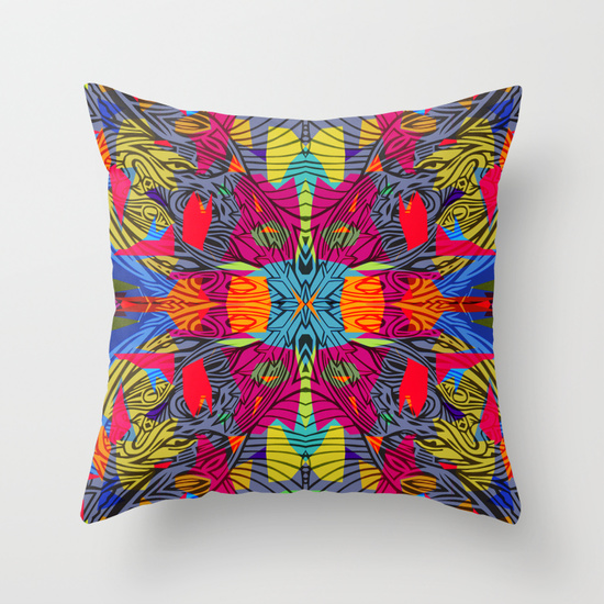 Colours 1.2 Pillow