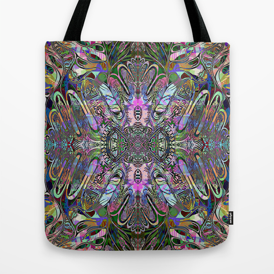 Spaced Tote Bag