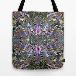 Spaced Tote Bag