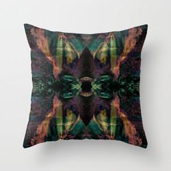 Forest Eye Cushion