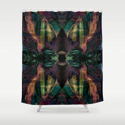 Forest Eye Shower Curtain