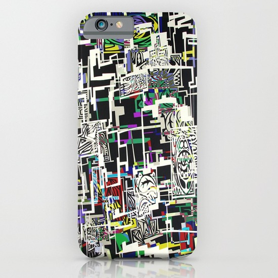Blocked iPhone Case