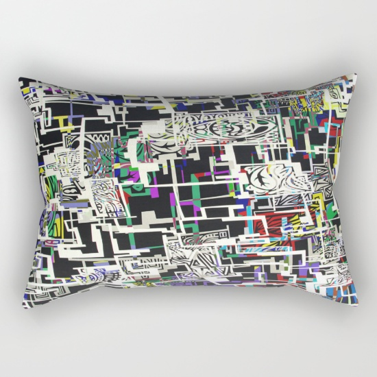 Blocked Pillow