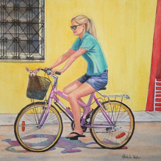 Susan Cruising