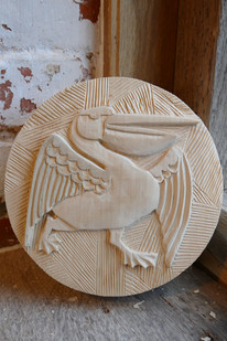 Wood carving relief-2 day workshop
