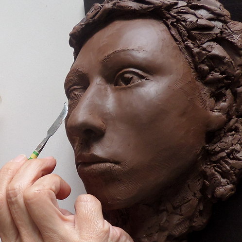 Introduction to portrait sculpture