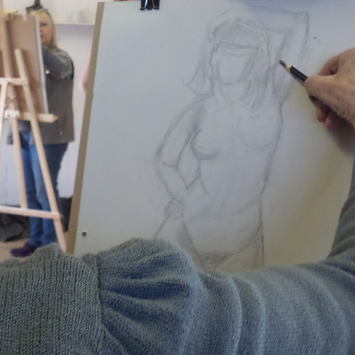 Introduction to Life Drawing