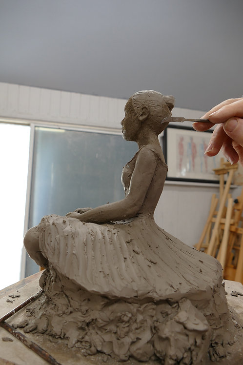 Weekly clay craft course