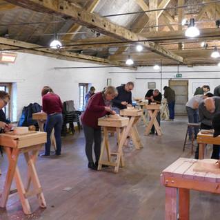 Chillington workshop.JPG