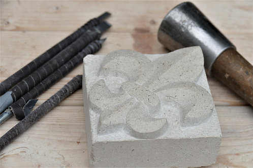 One day stone carving