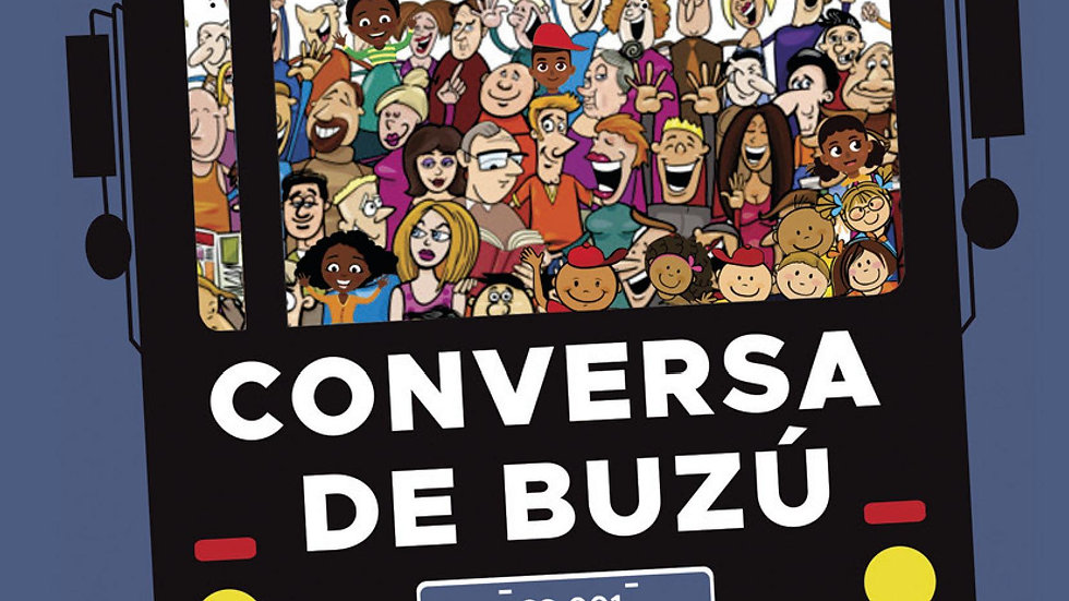 Conversa de Buzú - Clarindo Silva