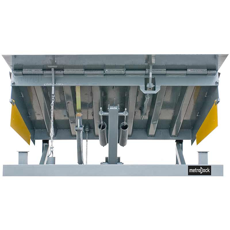 Metro Dock Mechanical Dock Leveler Front