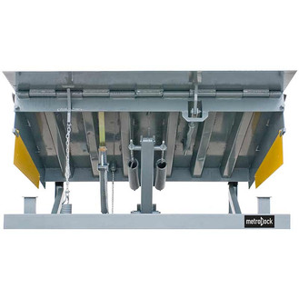 Metro Dock Mechanical Dock Leveler Front