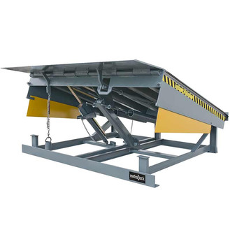 Metro Dock Mechanical Dock Leveler Side