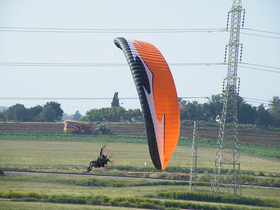 PARAPENTE APCO FORCE
