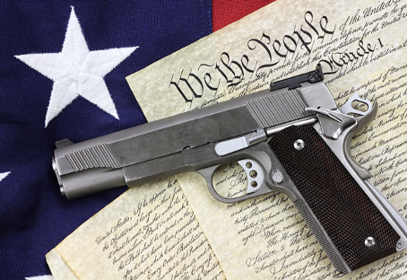 Why Are Gun Sales Going Up During the Pandemic?