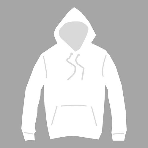 Team MTG 10 Year Hoodie - White