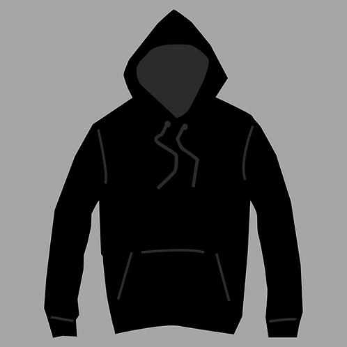 Team MTG 10 Year Hoodie - Black